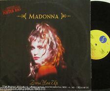 "MADONNA ~ Dress You Up ~ 12"" Single LTD ED POSTER SLEEVE"