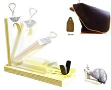 3PC CHRISTMAS SALE JAMON Serrano HAM HOLDER + HAM COVER + FREE gift RRP 69.9