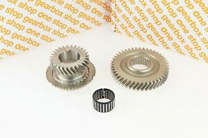 M32 GEARBOX 6TH GEAR PAIR KIT INCLUDING NEEDLE CAGE ROLLER BEARING 27 / 44 TEETH