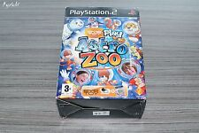 Coffret boite jeu + Caméra usb Sony PS2 Playstation 2 FR ♦ EyeToy Play Astro Zoo