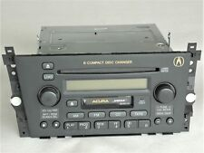 Acura Tl Oem Pioneer Am/Fm Radio Cassette 6 Disc Cd Changer 2000-2002 - As-Is