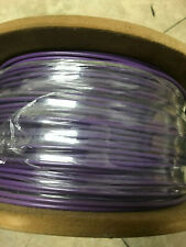 1000 FT 10151207-65US Violet Machine Tool Wire 12AWG 65/30 MTW 1015 Appliance