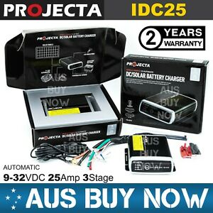 EXPRESS PROJECTA IDC25 Smart Alternator DC Dual Battery Vehicle Charger 12V 25A