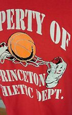 Vintage High School All Star Basketball Shoes T Shirt 80s 90s L