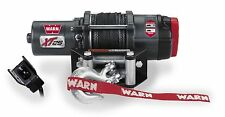 New Warn ATV Extreme Terrain XT25 2500lb Pound Warn Winch with Synthetic Rope