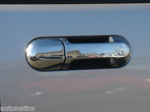 2007-2010 Ford Explorer Stainless Steel Chrome Door Handle Cover