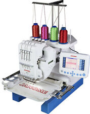 Janome MB4S Four Needle Emb Mach  with software