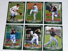 HEATH WYATT Quad Cities River Bandits Signed 2012 MWL All Star AUTO Autograph