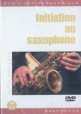 Guillard Alain apertura AU Sassofono Sax musica ■ DVD francese