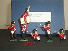 Old Hall Miniatures FUCILIERI DEL NORTHUMBERLAND in metallo giocattolo Soldato Figure Set