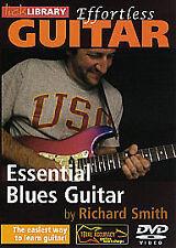 Effortless Guitar - Blues Guitar (DVD, 2006)