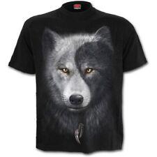 Wolf Chi Men's XX-Large T-Shirt - Black