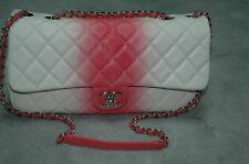 Authentic Chanel flap handbag excellent with tags