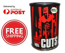 UNIVERSAL NUTRITION - ANIMAL CUTS 42 PACKS - LARGE PAK STAK RIPPED & PEELED FLEX