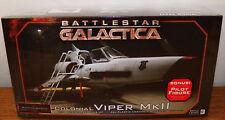 Moebius Battlestar Galactica Viper MKII Plastic Model Kit 1/32
