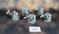 New listing Warhammer 40k - Space Wolves Wolf Guard Terminators (t1h)
