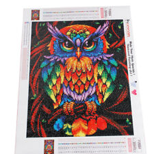 Owl Diamond Painting Full Square Embroidery Animal Pictures with Rhinestones kit