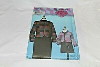 Simplicity Pattern 5818 Misses Girls Quilters Only Jacket A 3 - 8 and 4 - 18