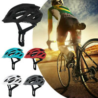 Breathable Ultralight Bicycle Helmet MTB Mountain Road Bike Safety Riding Helmet