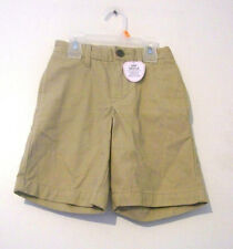 New! Boys Gap Kids Khaki Shorts Size 5 Slim NWT!!!