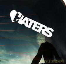 I Love Haters Adesivo THE SHOCKER DUB Haters Shocker FUCK HATERS Set Sticker 54