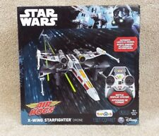 New Air Hogs Star Wars X-Wing Starfighter 2.4 GHz 4 Channel Drone