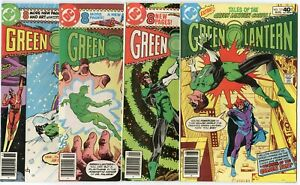 Green Lantern #132 - 139  Complete Run  avg. NM- 9.2  DC  1980  No Reserve