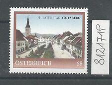 Österreich PM personalisierte Marke Philatelietag VOITSBERG am 17 02 17 **