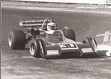 David mcconnell Pukekohe surtees TS15 01 dwm racing tasman période photographie