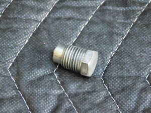 "700R4 Automatic Transmission Fill Plug 9/16"" Head One (1) OEM 1989 C4 Corvette"