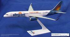 Flight Miniatures Allegiant Air 757-200 1:200 w/winglets Model New Release