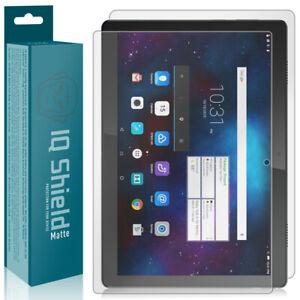 """IQ Shield Anti-Glare Full Body Skin Protector for Lenovo Smart Tab M10 (10.1"""")"""