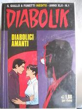 DIABOLIK anno XLII n°1  [G312]