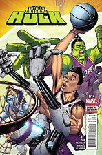 TOTALLY AWESOME HULK #14  MARVEL - RELEASE DATE 11/01/17