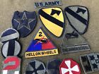 1970s US Army Patch Lot From One VeteranPatches - 104015