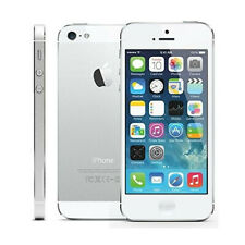 Apple iPhone 5 - 64 Go - blanc et argent