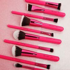 BH Cosmetics Sculpt and Blend Fan Favs 10 Piece Pink Make up Brush Set