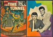 1967 U.S. GOLD KEY THE TIME TUNNEL No. 12 Comics