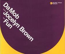 Da Mob ft Jocelyn Brown - Fun (5 trk CD)
