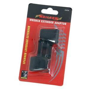 "Universal Wrench Power Breaker  Bar Extender Adaptor 1/2""Drive  21mm Hex 4754"