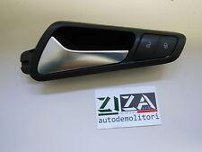 Maniglia Interna Anteriore Sinistra Blocco Porte Audi Q5 09 8R0837019 8R1962107A