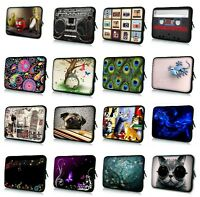 "Custom Patterns 14"" Laptop Sleeve Bag Case Pouch For HP Pavilion Chromebook"