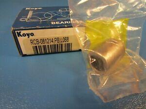 KOYO RCB-081214 Type DC Roller Clutch & Bearing Assembly, Open
