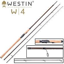Westin W4 M Spin 3,38m 7-30g - Spinnrute zum Meerforellenangeln, Meforute