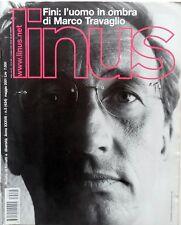 RIVISTA FUMETTI LINUS N.5 2001 FINI