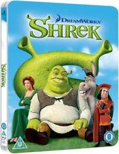 Shrek Limited Edition Steelbook BLURAY UK