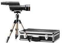 Leupold 120533 GR Gold Ring 20-60x80mm HD Straight Spotting Scope Kit