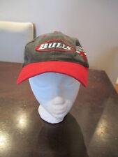 VTG Twins Chicago Bulls Snapback Hat Cap Adjustable Strap One Size