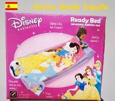 Saco de dormir hinchable Princesas Disney