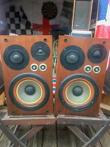 JVC SX-5 II Vintage Speakers *1974*